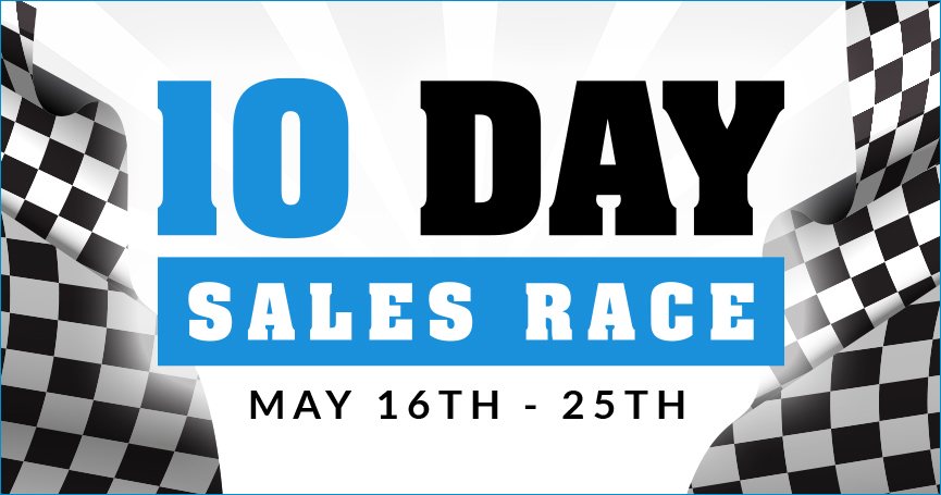 10 Day Sales Race