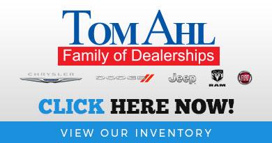 Tom Ahl Chrysler Dodge Jeep Ram Fiat